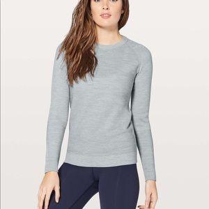 Lululemon simply wool sweater